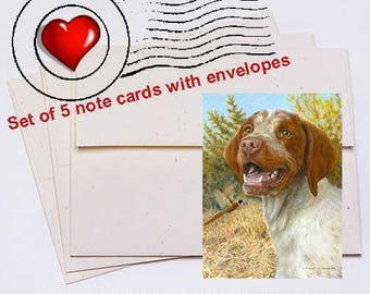 A Day to Remember, Brittany Note Card Set