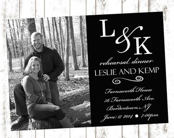 Engagement/Save the Date Announcement