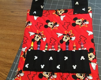 Mickey Mouses Coloring Tote Bag