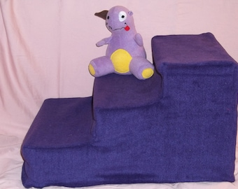 Fleece pet stair cover ANY color. Other sizes available by request