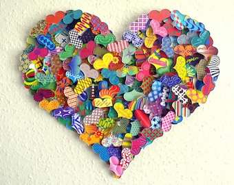 Large Mother's Day Heart, May 2016, Amazing mothers day gift, Gifts for Mom