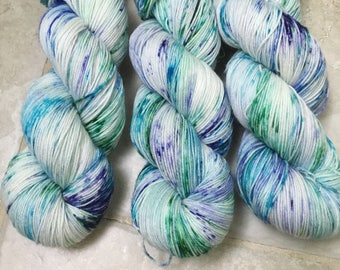 Seafoam Soft Sock
