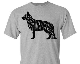 German Shepherd Shirt, German Shepherd Lover, Dog Owner Gift, Dog Lover, Shirt for Dog Owner, Dog Lover Gifts, Dog Shirts, Dog Gifts