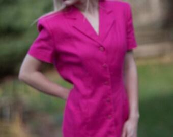 Woman's Summer Shift Dress