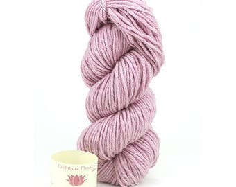 Lot 5,6,7,8,9,10 Skeins Pure Mongolican Cashmere Chunky Yarn High Quality