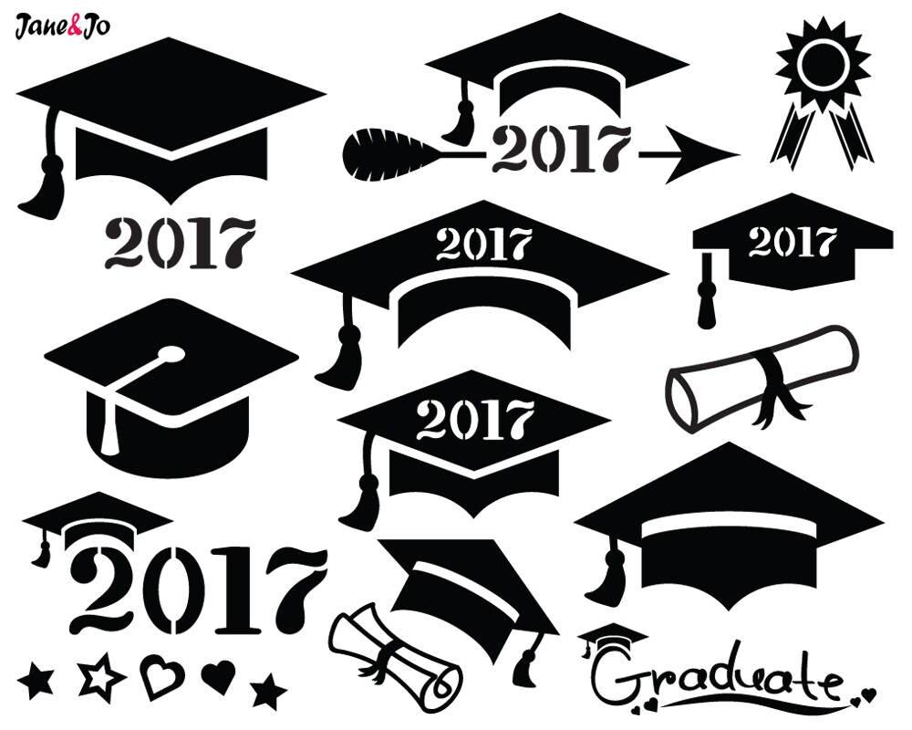 Graduation Stencil