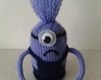 Minion Egg Cosy - Evil Minion