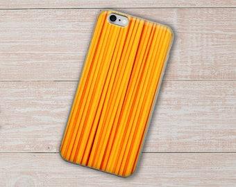 Spaghetti, iPhone Case, Geometric Case, Phone Case, iPhone 8 Case, iPhone 8 Plus Case, iPhone X Case, iPhone 7 Plus Case, iPhone 6 Case