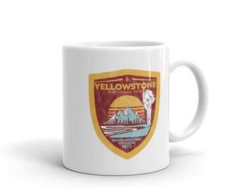Yellowstone National Park Mug made in the USA