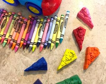 Star Destroyer Crayons