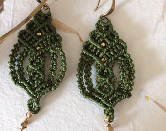 Celtic Queen Earrings