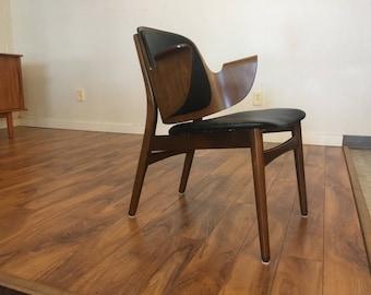 Hans Olsen Bentwood Chair For Bramin Møbler