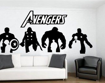 The Avengers Wall Decal