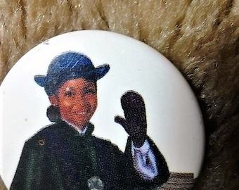 vintage american girl changes for Addy pin//1995//american girl pins//addy