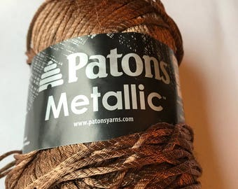 Ribbon Yarn -- Metallic by Patons