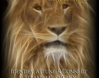 Animal Frequency Oracle Cards