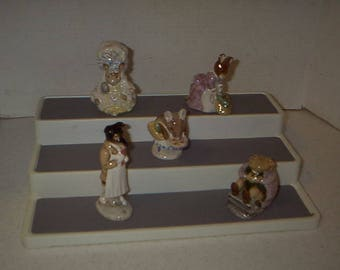 Collection of Beatrix Potter Collectable Figures #6