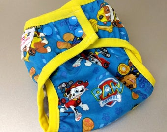 Custom Reusable Cloth Swim Diaper - Your choice of print and closure!
