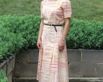 Pleated Skirt Design