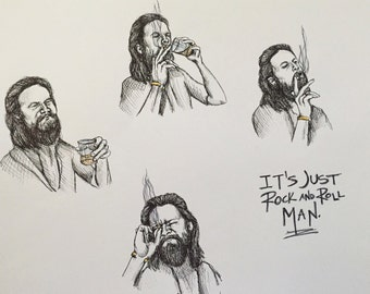 FJM its just rock and roll man