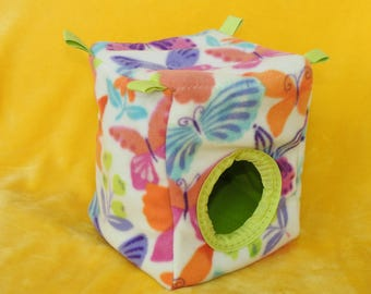 Cube 7x7x9 inches - for birds/rats/sugar gliders