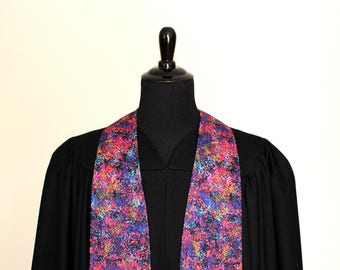 """Clergy Stole, Peace  #242, Pastor Stole, Minister Stole, 54"""" Length, Pastor Gift, Vestments, Church"""