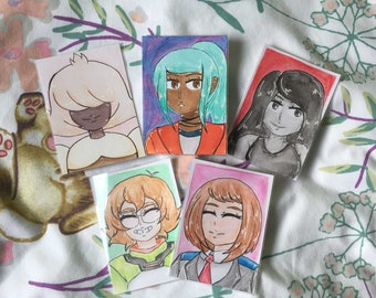 ACEO Commissions