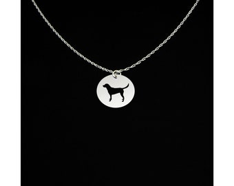 Labrador Retriever Necklace - Labrador Necklace - Labrador Gift - Dog Necklace