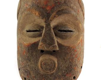 Kuba House Mask Congo African Art 119324