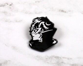 Persona 5 Joker Enamel Pin