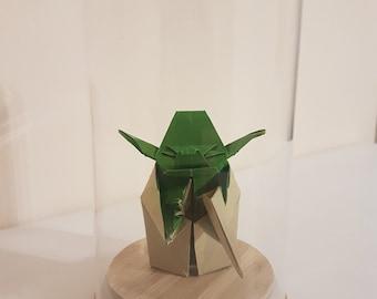 "Bell glass ""Master Yoda"" Star Wars"
