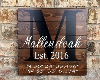 Home Coordinates sign   GPS Coordinates Sign   Family Name sign   Personalized Sign   Last Name Sign   Latitude Longitude Sign   wedding gif