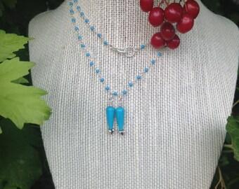 Greath Healing Dew Drop Necklace
