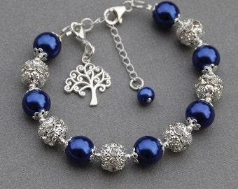 Family Tree Jewelry, Tree of Life Jewelry, Nature Lovers Gift, Tree of Life Bracelet, Nature Jewelry, Family Tree Present, Tree of Life Gift