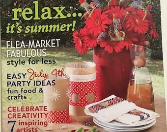 Home Companion Magazine Journals Mary Engelbreit Paper Dolls