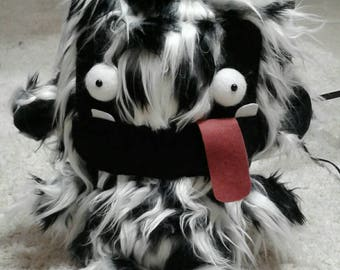 Lewis the Monster Plush