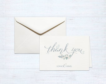 Thank You Cards – Laurel