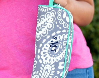 Personalized Pencil Case - Pencil Pouch, Pencil Holder, Pencil Bag, Monogrammed Back To School, School Supplies, Girls School, Parker