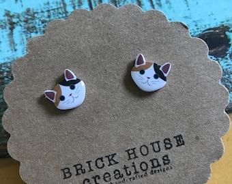 Kitty Kitty Earrings