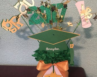 Graduation Centerpiece
