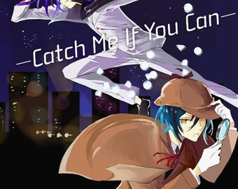 Danganronpa V3 fanbook #1: Catch Me If You Can [Saiouma]