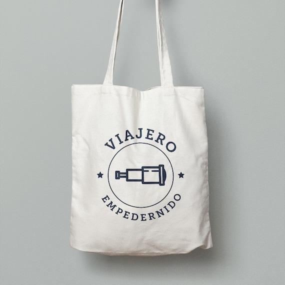 "Spanish Bag ""Viajero Empedernido"""