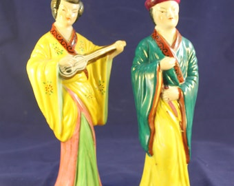 FREE Domestic Shipping! Vintage Ceramic Figurines from Japan