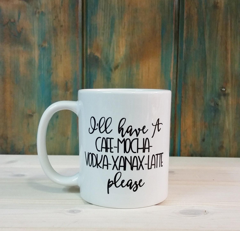 Funny Mugs Office Mug Vodka Mug Coffee Mug Coffee Cup