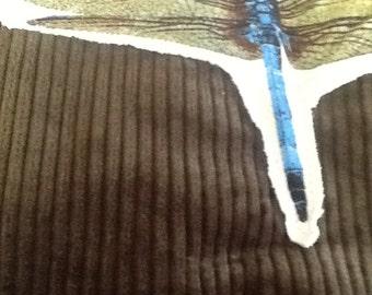 Bug patch Sleeveless Corduroy Vest + Hat