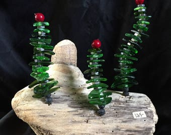 Lake Superior Beach Glass Seuss Tree