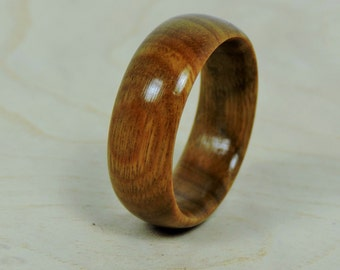 Wood Ring, Vera Wood Ring, Wooden Ring, Custom Made Ring, Mens Ring, Womens Ring, Wedding Ring, Eco Friendly Ring, Wooden Wedding Ring
