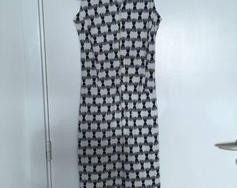 70s slim fit dress