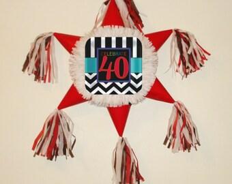 40th Birthday Pinata.