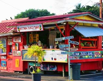 Aloha Juice Bar